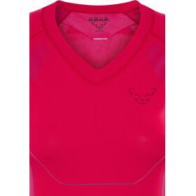 Dynafit Alpine - Camiseta Running Mujer - rojo